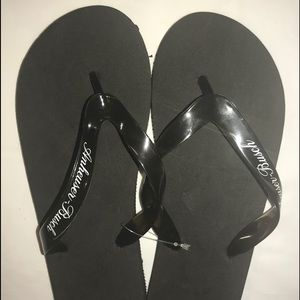 Shoes - Anhesuer-Bush Women Flip-Flops Size M7-8